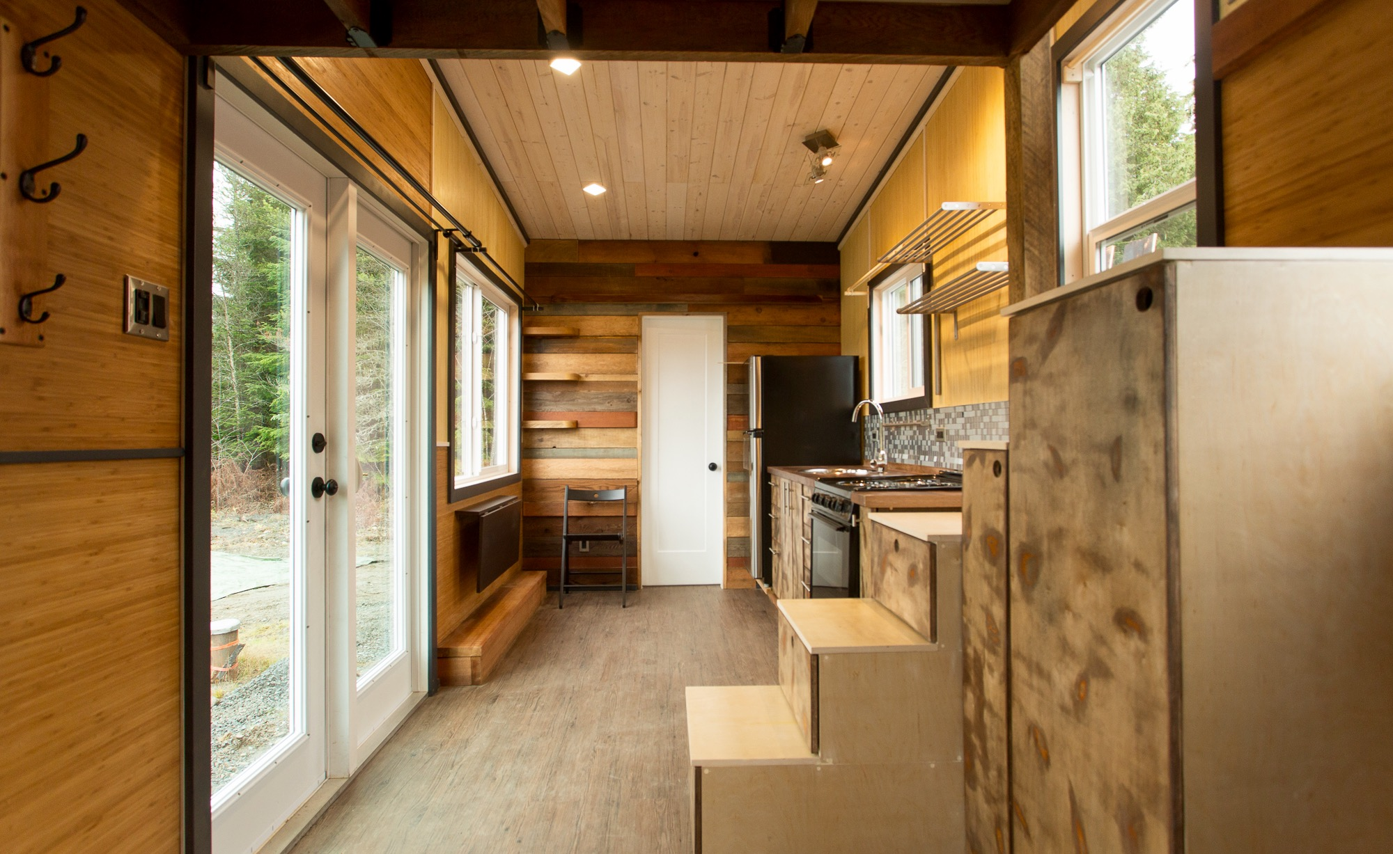 Pleasant Hummingbird Micro Homes Tiny Homes Made In Fernie Bc Largest Home Design Picture Inspirations Pitcheantrous