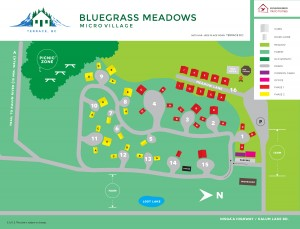 Bluegrass Meadows Micro Village Plan