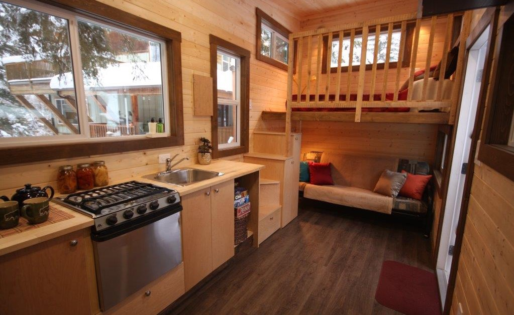Hummingbird Micro Homes Tiny Homes handmade in Fernie BC Gallery