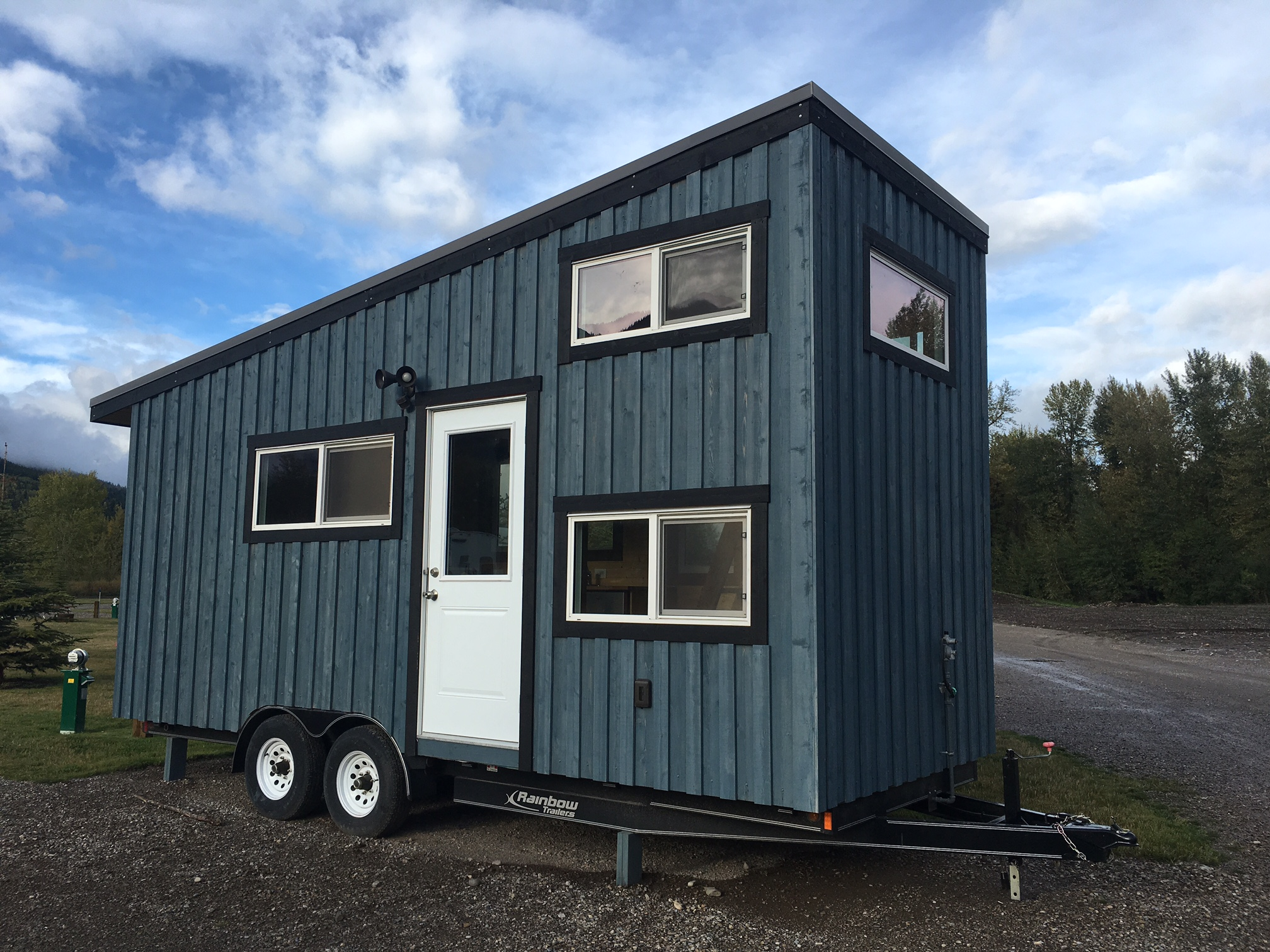 The Blue Cowboy Hummingbird Micro Homes Tiny Homes
