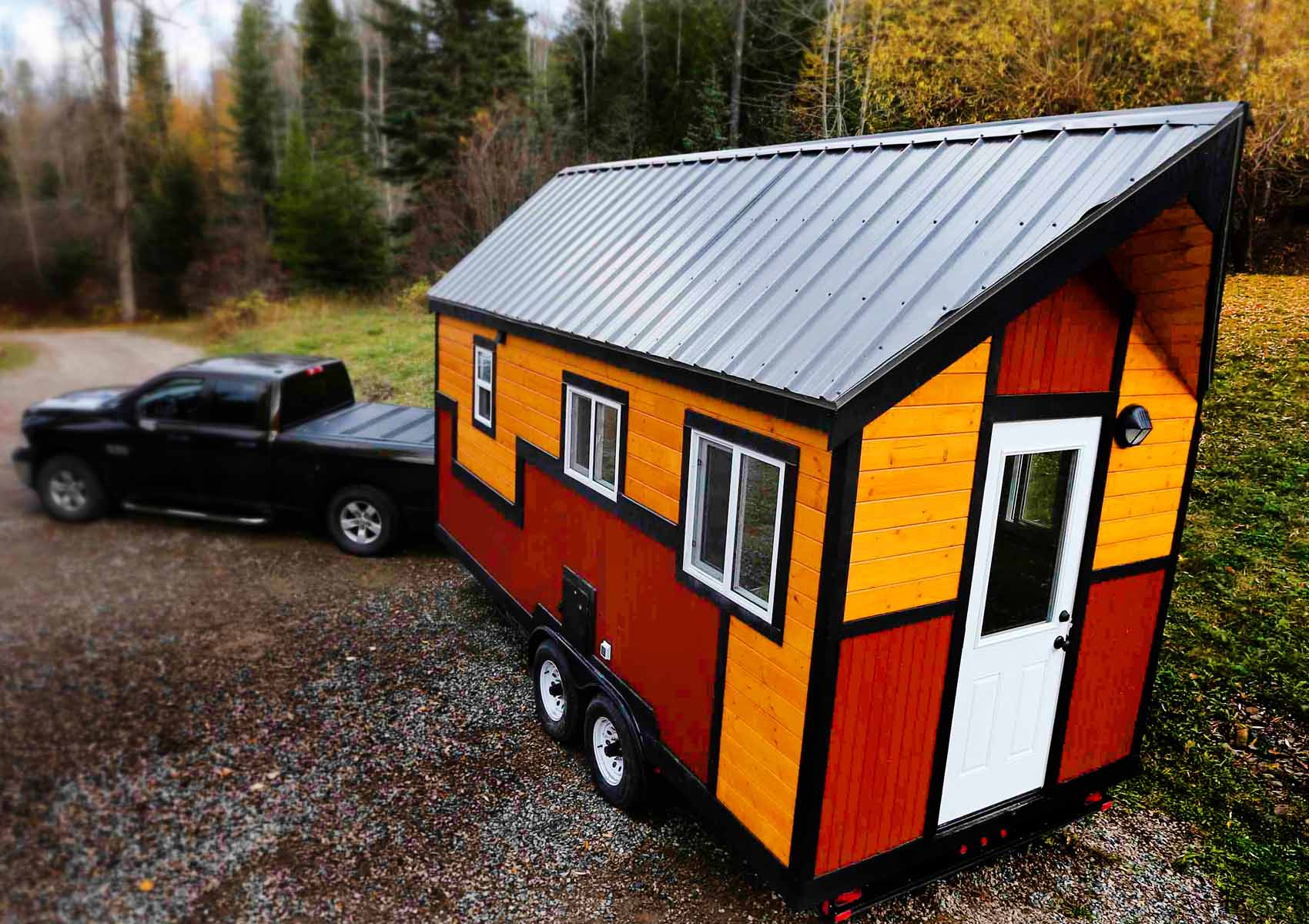 hummingbird micro homes tiny homes made in fernie bc - Micro Home