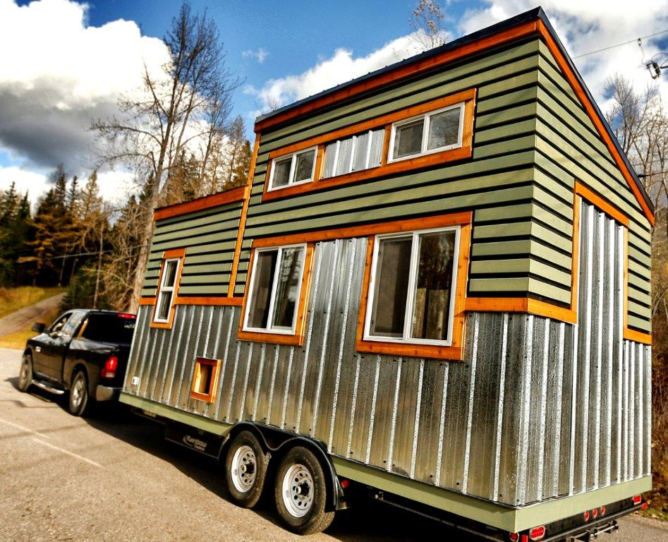 Swell Hummingbird Micro Homes Tiny Homes Made In Fernie Bc Largest Home Design Picture Inspirations Pitcheantrous